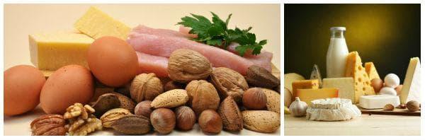 Хранителни източници на метионин