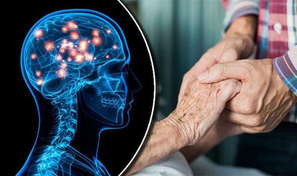 деменция при болестта на Хънтингтън