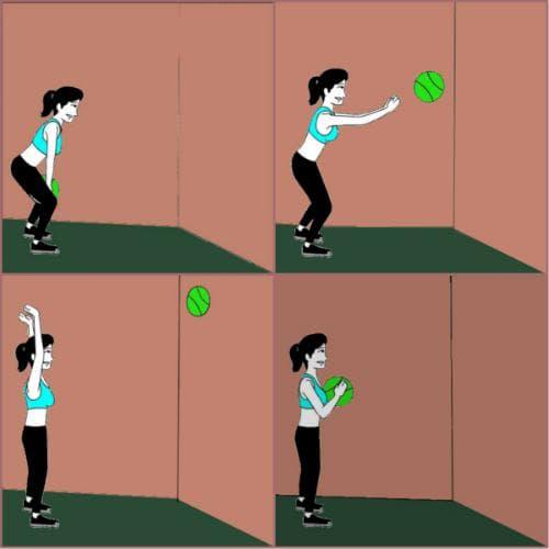 Революционна тренировъчна програма с медицинска топка | Спорт ...