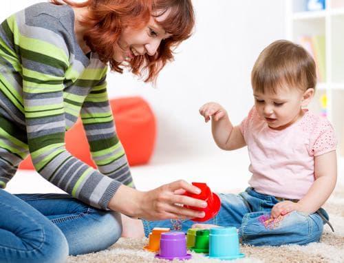 Занимания с детето