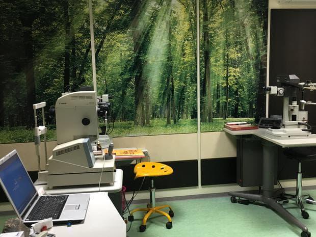 Офталмологичен кабинет, гр. Русе