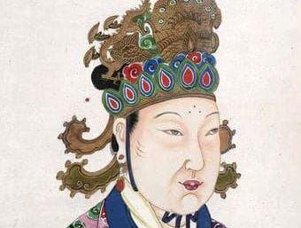 Императрица Ву Цетян
