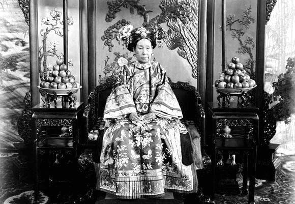 Императрица Цъси