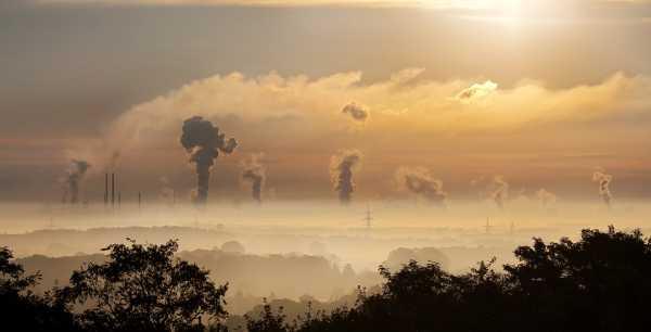 Индустриален пейзаж