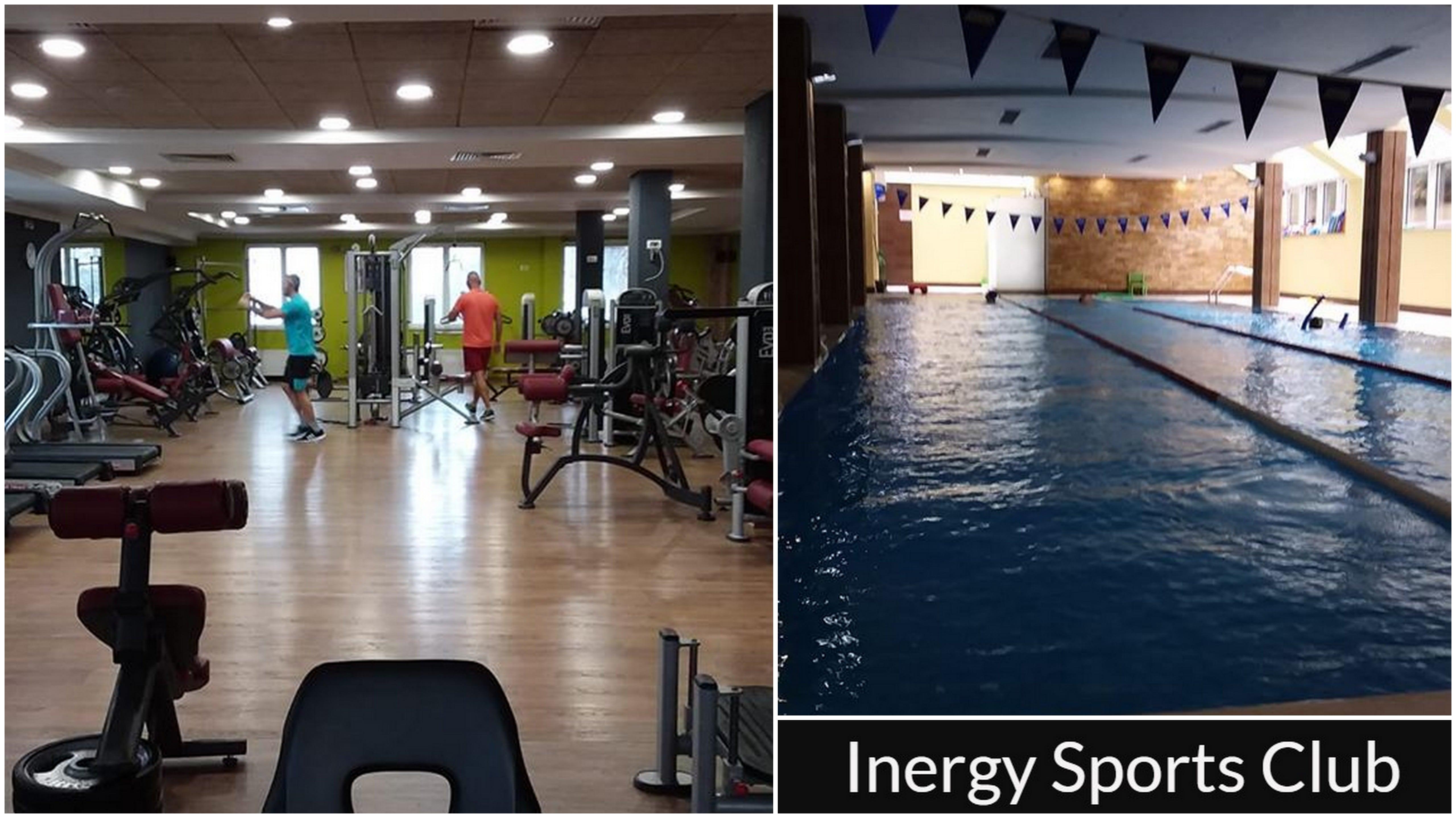 INERGY Fitness & Wellness Club, гр. София
