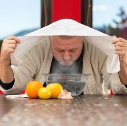 Инхалации при суха кашлица
