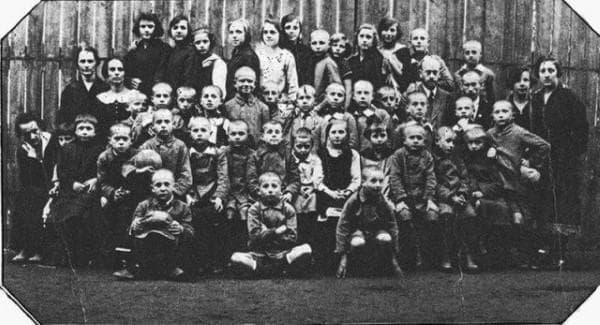 Децата на Януш Корчак