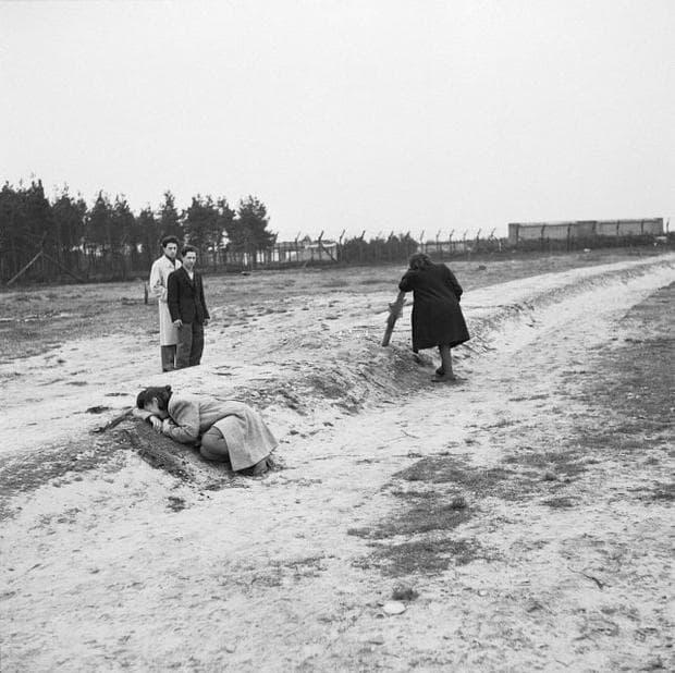 Годишнина от освобождаването на лагера Берген-Белзен
