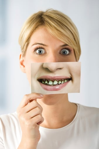 Лоши зъби