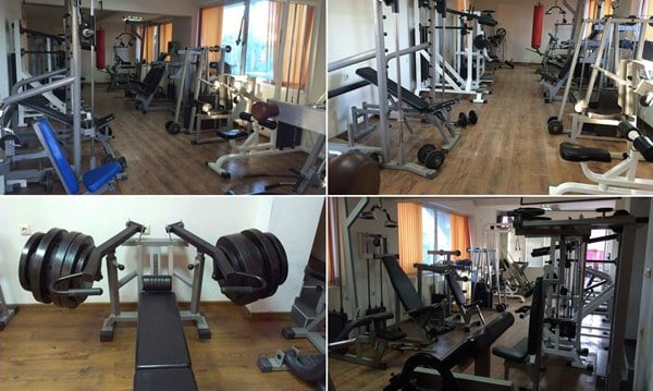 Фитнес зала Иван - Гълъбово