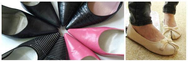 Избор на подходящи обувки за комфорт през целия ден