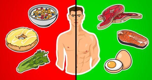 Храни за изграждане на мускулна маса