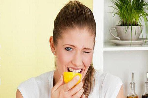 парче лимон