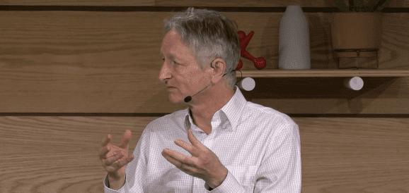 Джефри Хинтън говори за изкуствен интелект