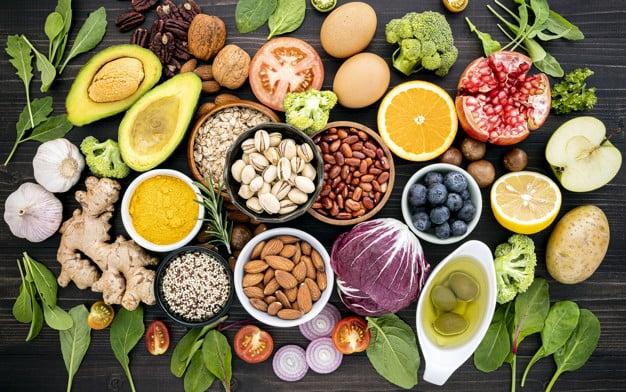 Източници на витамин Е