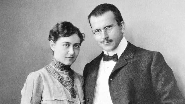 Карл и Ема Юнг