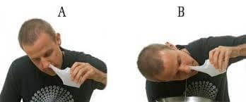 Промивка на носа с каничка нети