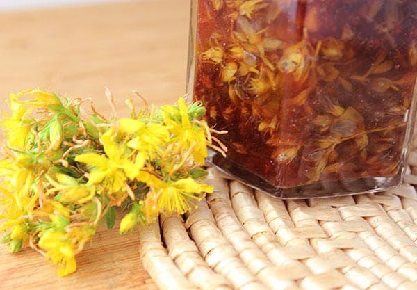 Масло от жълт кантарион