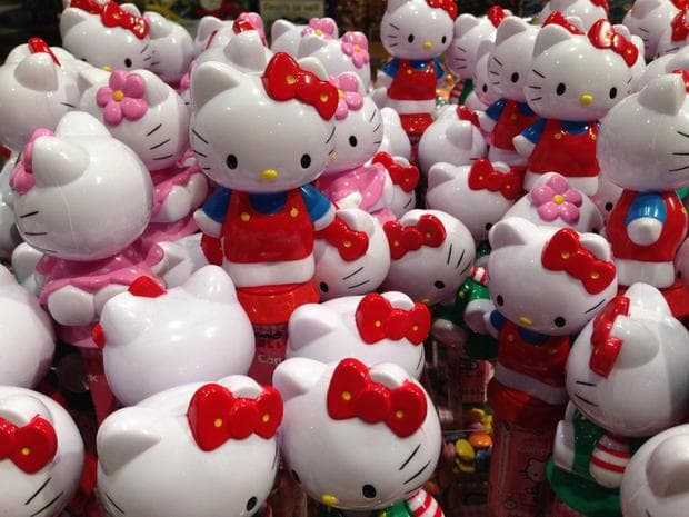 Японска марка Hello Kitty