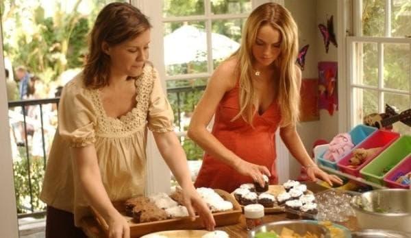 Жени, които правят сладки