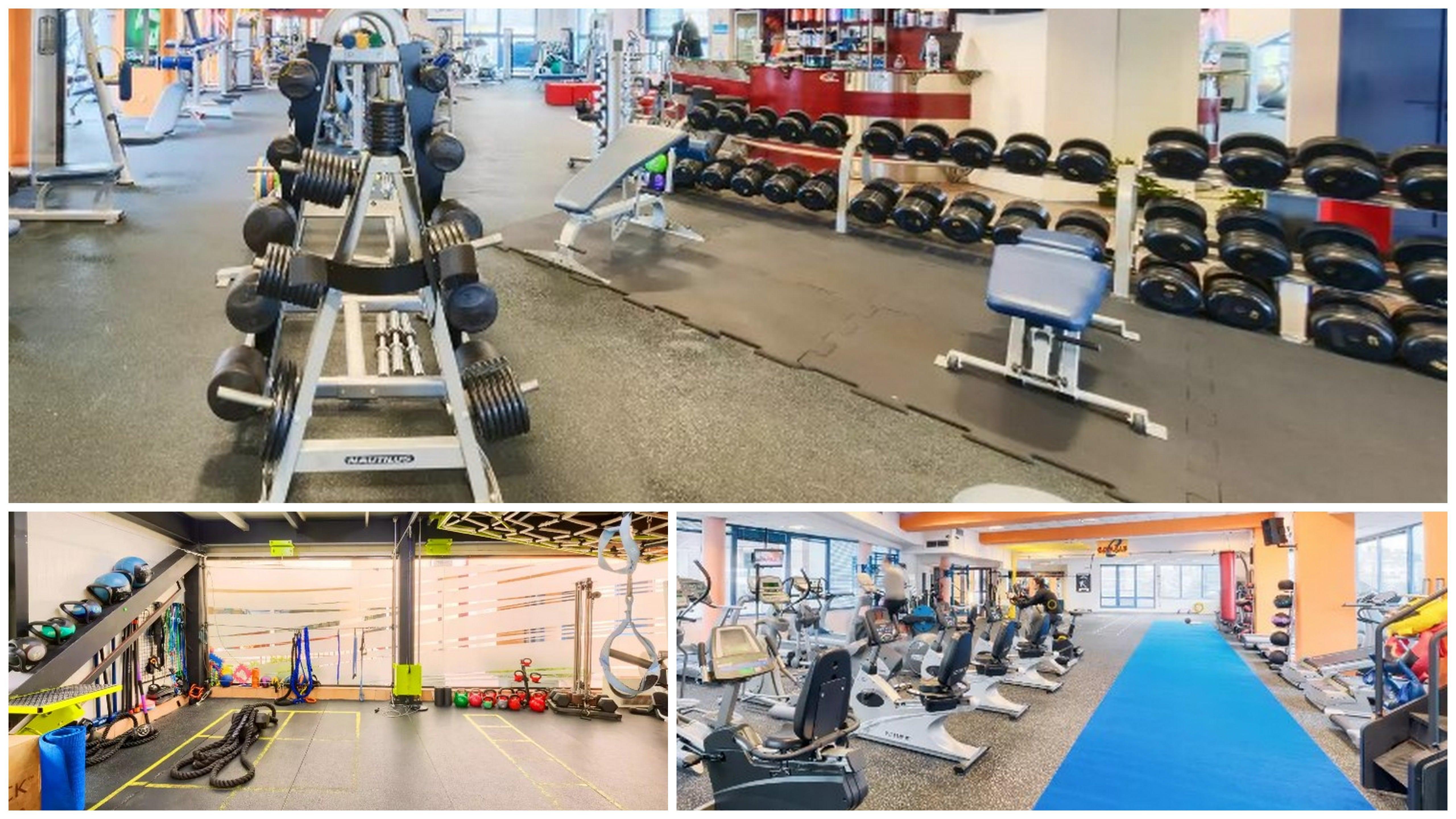 Спортен комплекс JK Fitness & Wellness NAUTILUS
