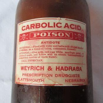 карболова киселина