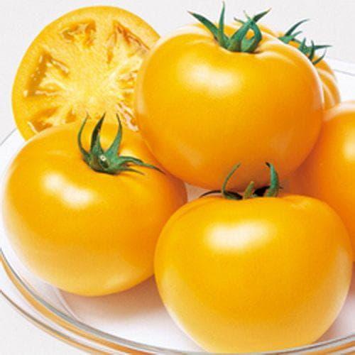 жълти домати