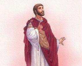 Легенда за Св. Валентин и жълтият минзухар