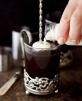 кафе с ликьор от кокос