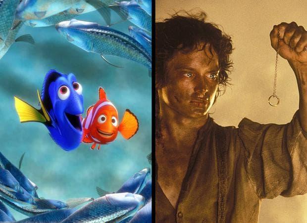 Немо и Фродо