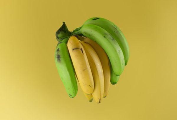 Банани – узрели и зелени