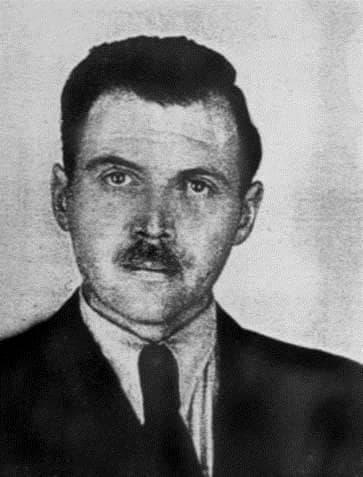 д-р Йозеф Менгеле