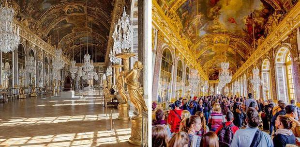 Огледална зала Версай