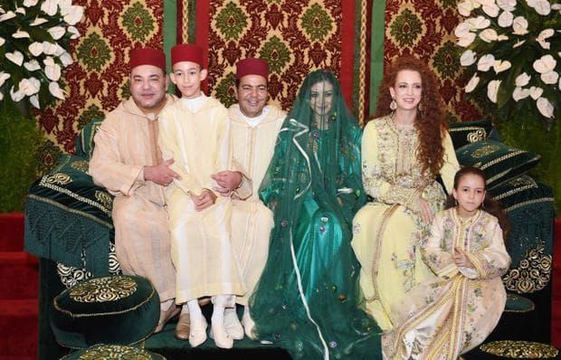 сватба Мароко