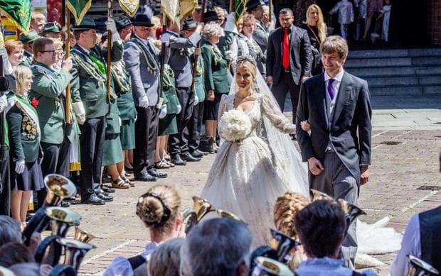 сватба в Германия