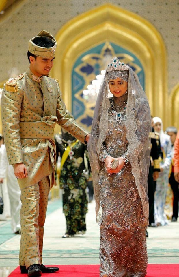 сватба в Бруней