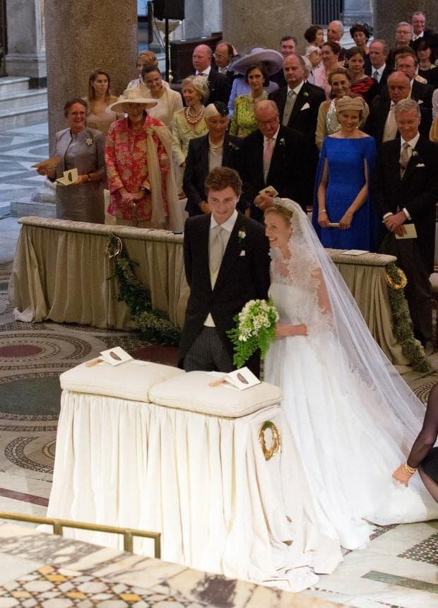 сватба в Белгия