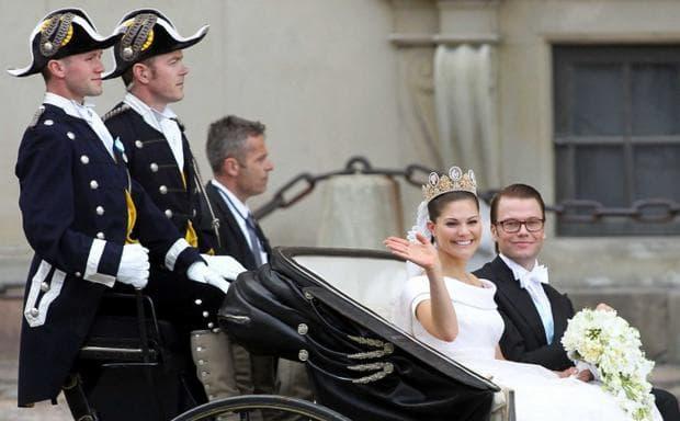 сватба в Швеция