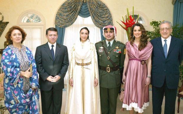 сватба в Йордания