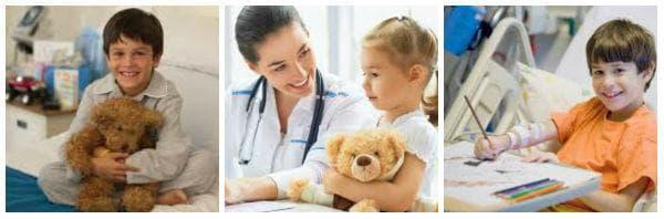 Как да подготвим детето за хоспитализация?