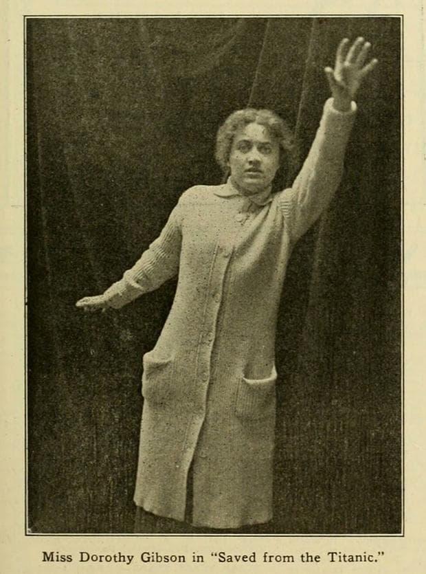Дороти Гибсън