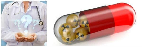 Какви рискове крие лечението с радиоактивен йод?