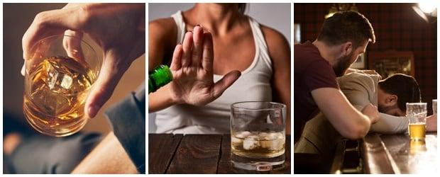 Какво представлява алкохолната зависимост?