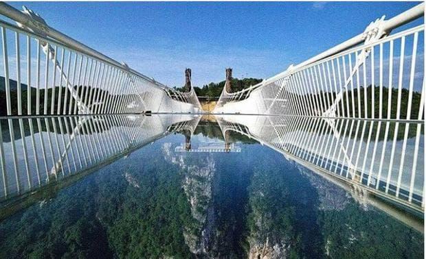 мост в света