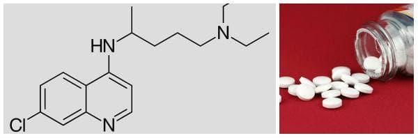 Какво представлява хлороквин?