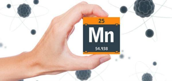 Какво представлява манган?