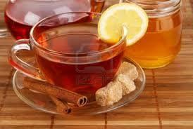 Чай с канела и джинджифил