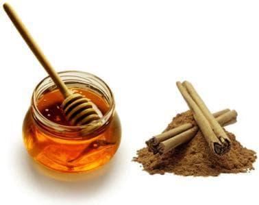 канела с мед при аносмия