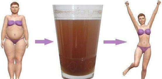 Напитка с канела и мед за отслабване