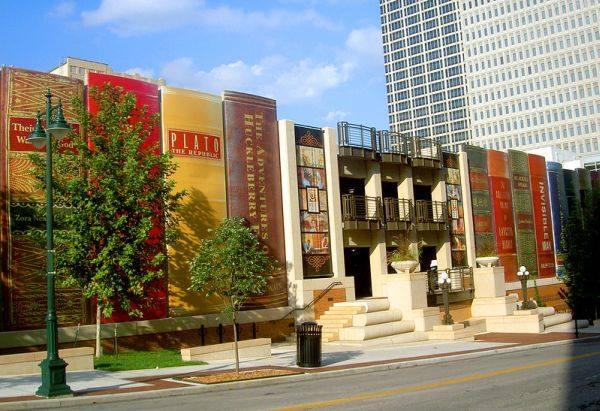 библиотека Канзас сити